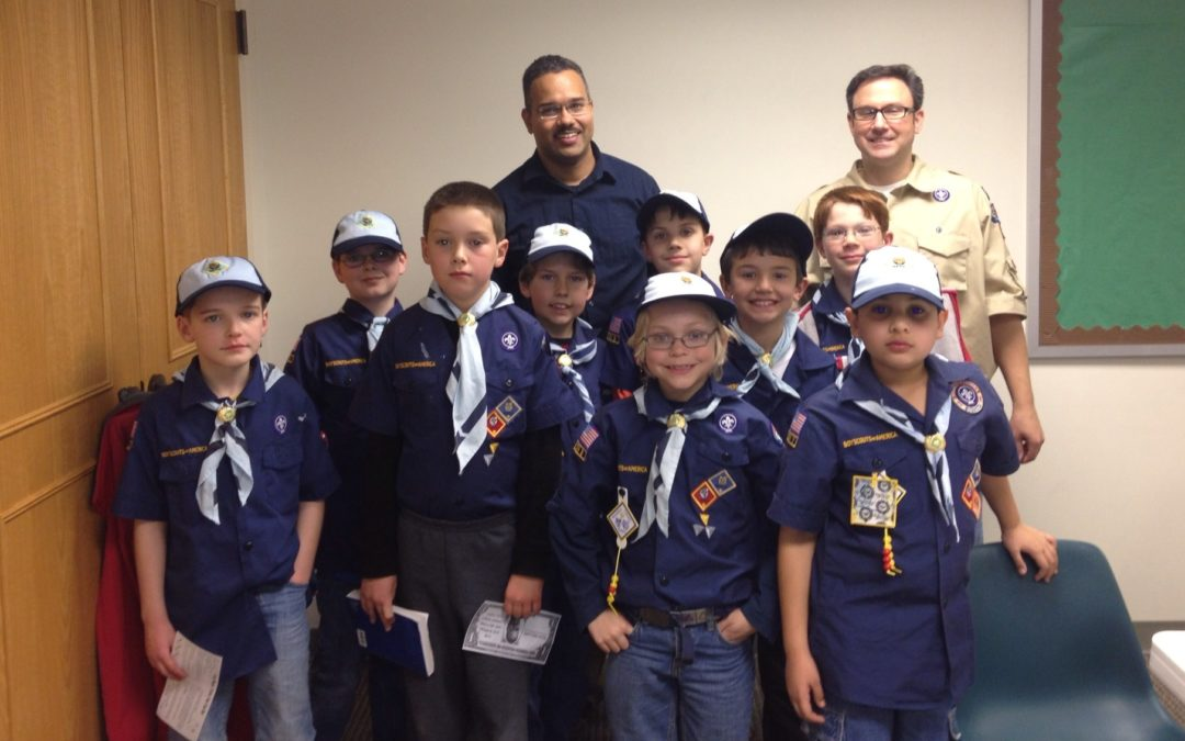 Cub Scout Magic Workshop