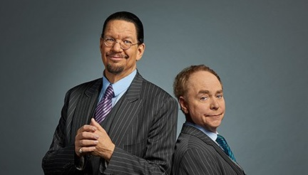 Penn and Teller Invade Portland