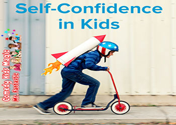 Self-Confidence - What Kids Will Say