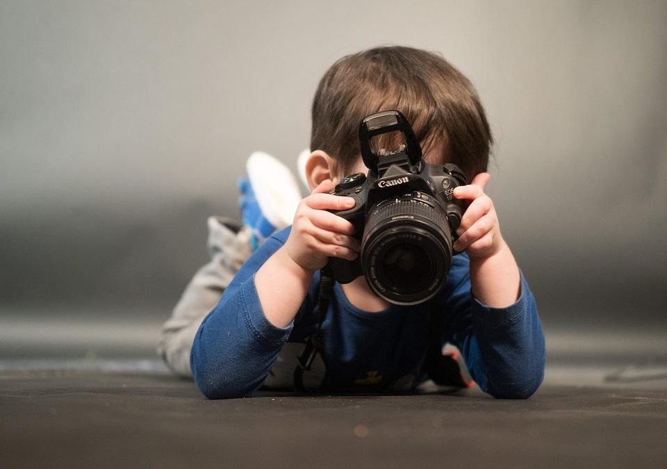 10 Tips For Taking Kids Photos