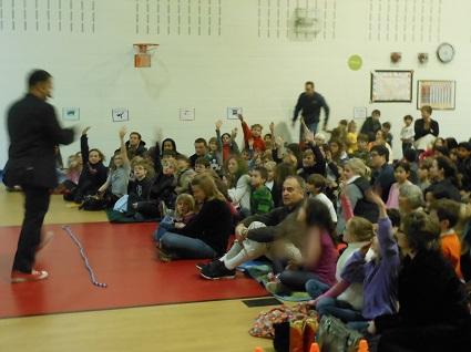 Goochland Elementary – Student Assembly